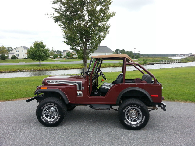 Picture of 1973 Jeep CJ5, exterior, gallery_worthy