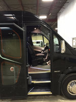 Picture of 2015 Mercedes-Benz Sprinter 2500 170 WB Passenger Van, exterior