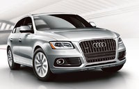 2015 Audi Q5 Hybrid, Front-quarter view, exterior, manufacturer, gallery_worthy