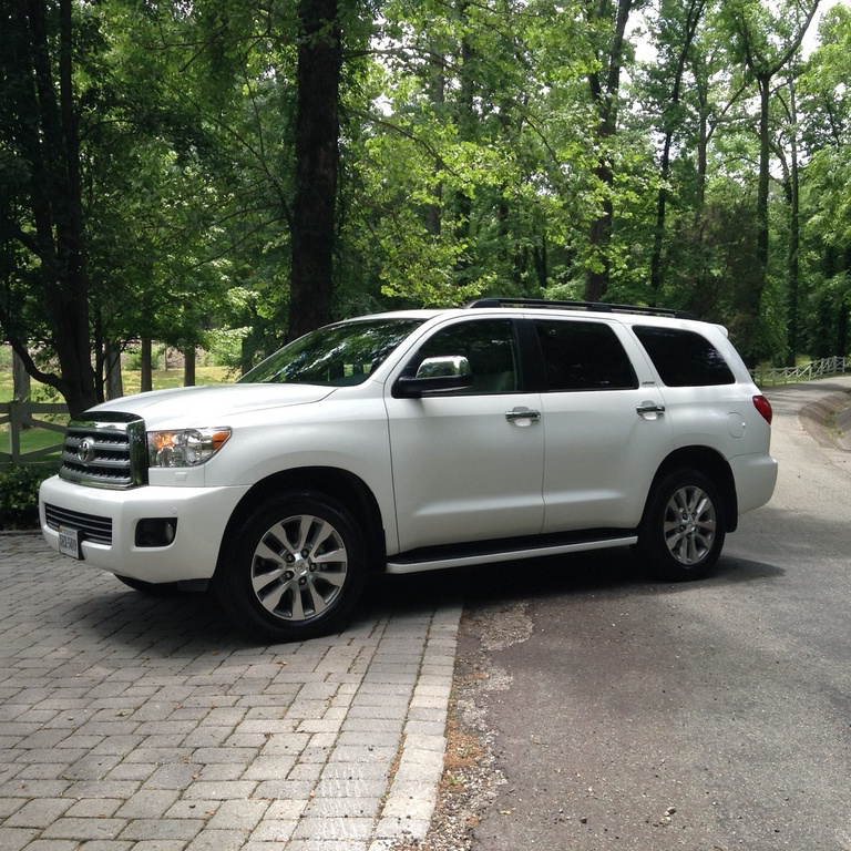 2019 Toyota Sequoia Limited: New 2015 / 2016 Toyota Sequoia For Sale