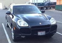 Picture of 2003 Porsche Cayenne Turbo, exterior