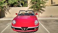 1990 Alfa Romeo Spider Picture Gallery