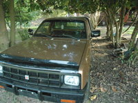 1986 Isuzu Pickup Overview