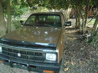 1986 Isuzu Pickup Overview