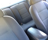 Picture of 2002 Ford Mustang Base, interior