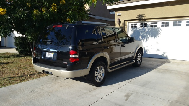 picture of 2006 ford explorer eddie bauer v6 exterior. Cars Review. Best American Auto & Cars Review