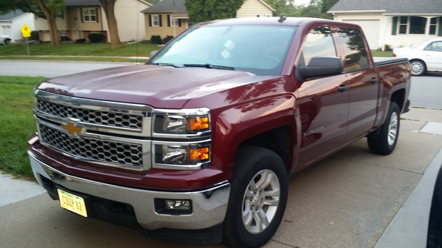 picture of 2014 chevrolet silverado 1500 lt crew cab 4wd exterior. Cars Review. Best American Auto & Cars Review