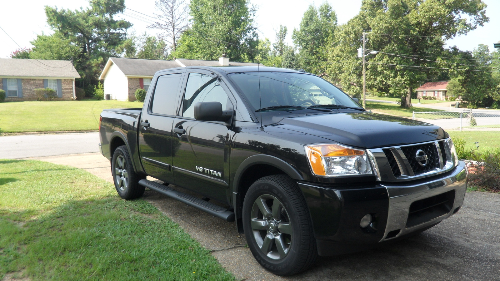 new 2015 nissan titan for sale cargurus. Black Bedroom Furniture Sets. Home Design Ideas