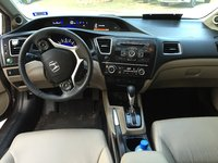 Picture of 2013 Honda Civic EX w/ Navigation, interior