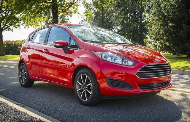 2015 Ford Fiesta Test Drive Review