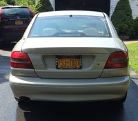 Picture of 2000 Volvo C70 2 Dr LT Turbo Coupe, exterior