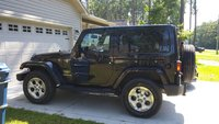 Picture of 2014 Jeep Wrangler Sahara, exterior