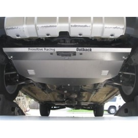 Subaru Outback Questions - Do you need under carriage