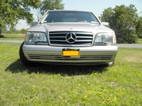 Picture of 1999 Mercedes-Benz S-Class S 600, exterior, gallery_worthy