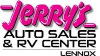 Jerry's Auto Sales - Lennox logo