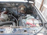 Picture of 1982 Ford Bronco STD 4WD, engine