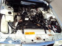 Picture of 1989 Volvo 240 DL, engine