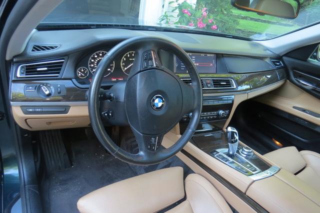 2009 Bmw 7 Series Interior Pictures Cargurus