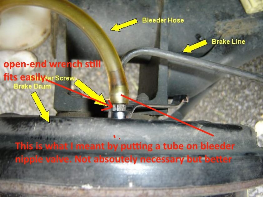 Ford Ranger Questions - bleed rear abs brakes - CarGurus