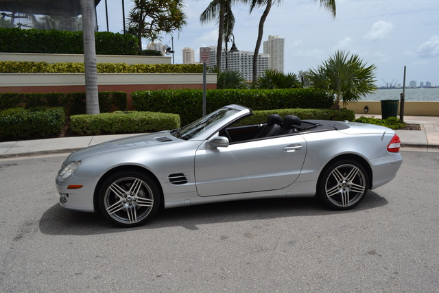2007 mercedes benz sl class pictures cargurus for 2007 mercedes benz sl class sl550