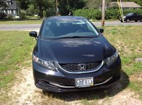 Picture of 2014 Honda Civic LX, exterior, gallery_worthy
