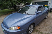 Picture of 1997 Hyundai Tiburon 2 Dr FX Hatchback, exterior, gallery_worthy