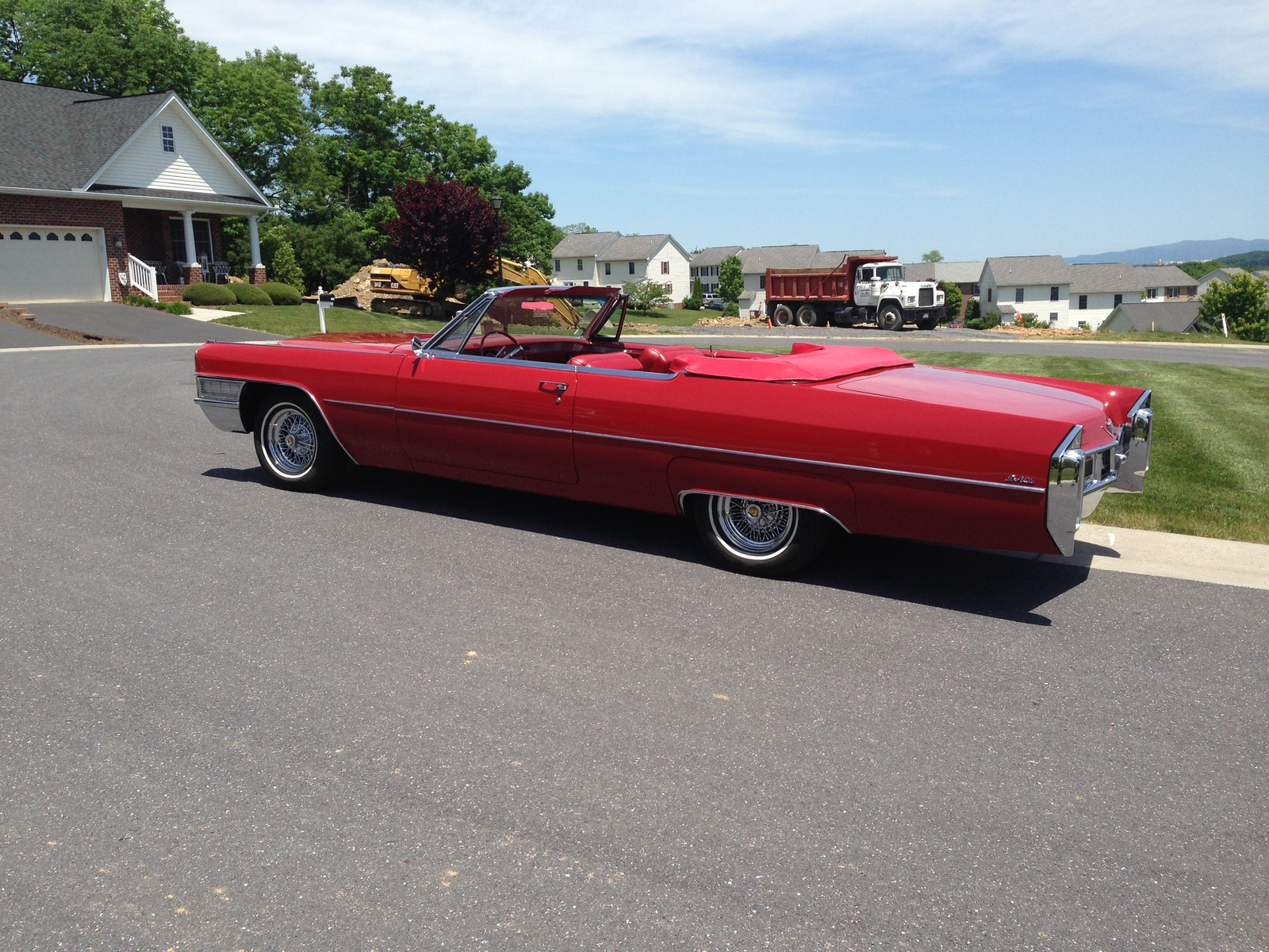 1965 Cadillac Deville Overview Cargurus