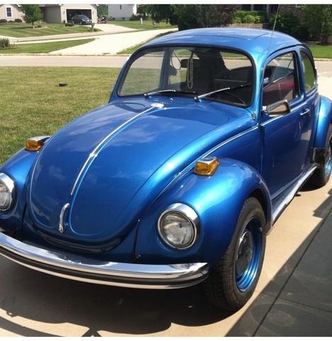 Picture of 1972 Volkswagen Super Beetle