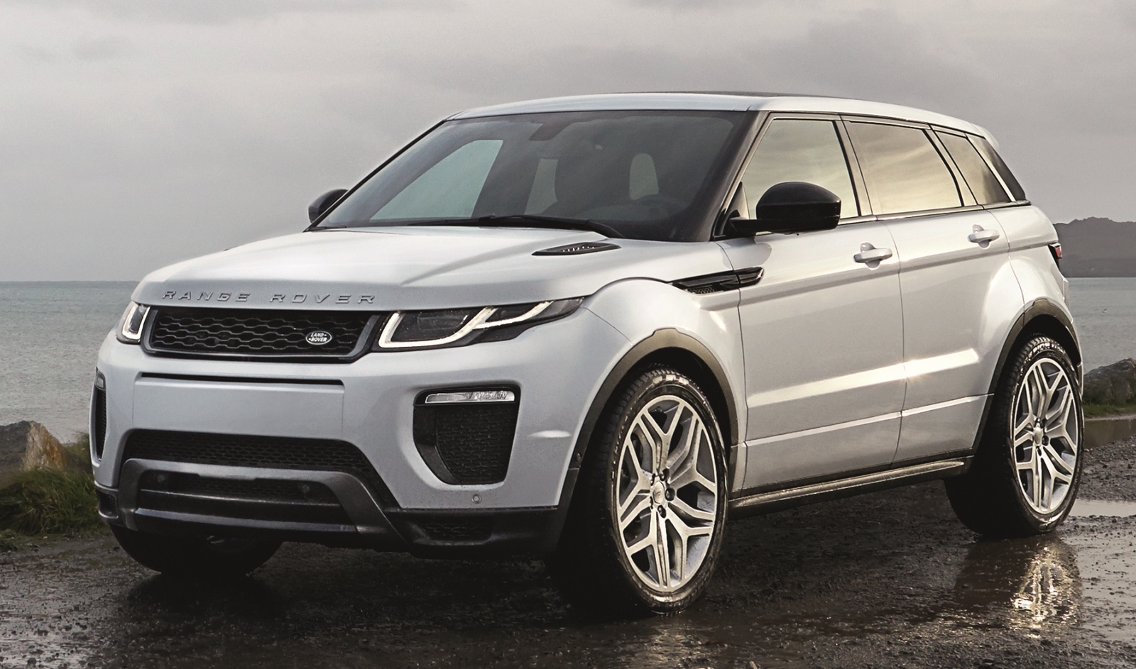 2016 Land Rover Range Rover Evoque Overview Cargurus