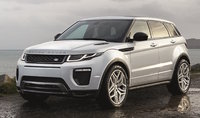 2016 Land Rover Range Rover Evoque Overview