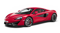 2016 McLaren 540C, Front-quarter view, exterior, manufacturer, gallery_worthy