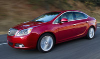 2016 Buick Verano, Front-quarter view. Copyright General Motors, exterior, manufacturer