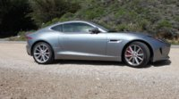 2015 Jaguar F-TYPE Picture Gallery