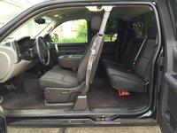 Picture of 2012 Chevrolet Silverado 1500 LS Ext Cab 4WD, interior, gallery_worthy