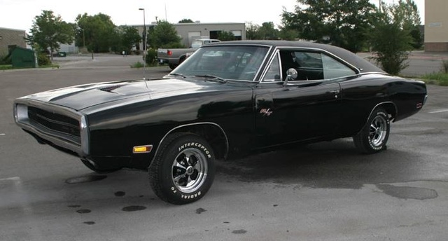 1970 dodge charger - overview