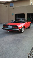1985 Alfa Romeo Spider Picture Gallery