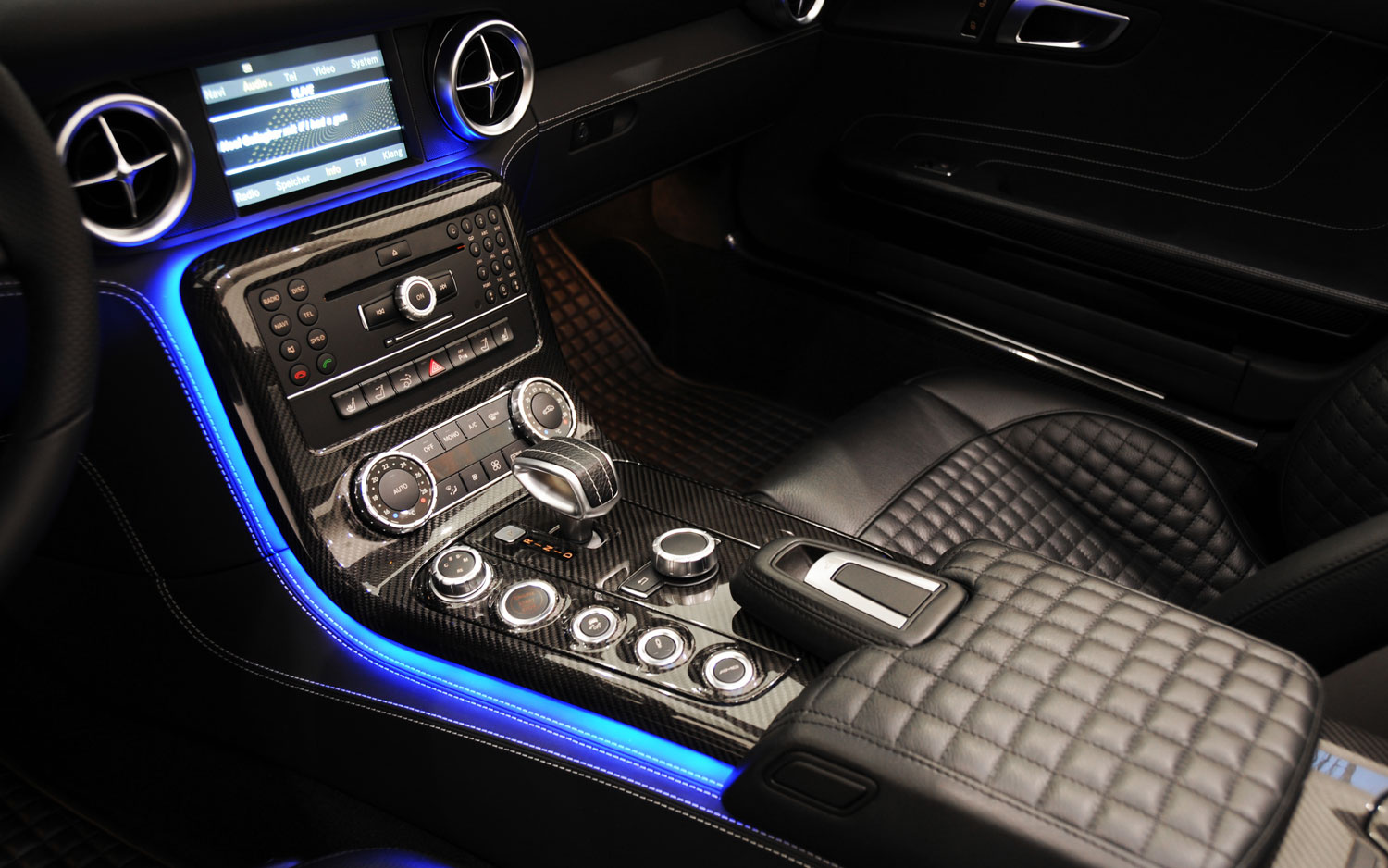 Mercedes benz amg gt questions can i have ambient lights for Mercedes benz lighting