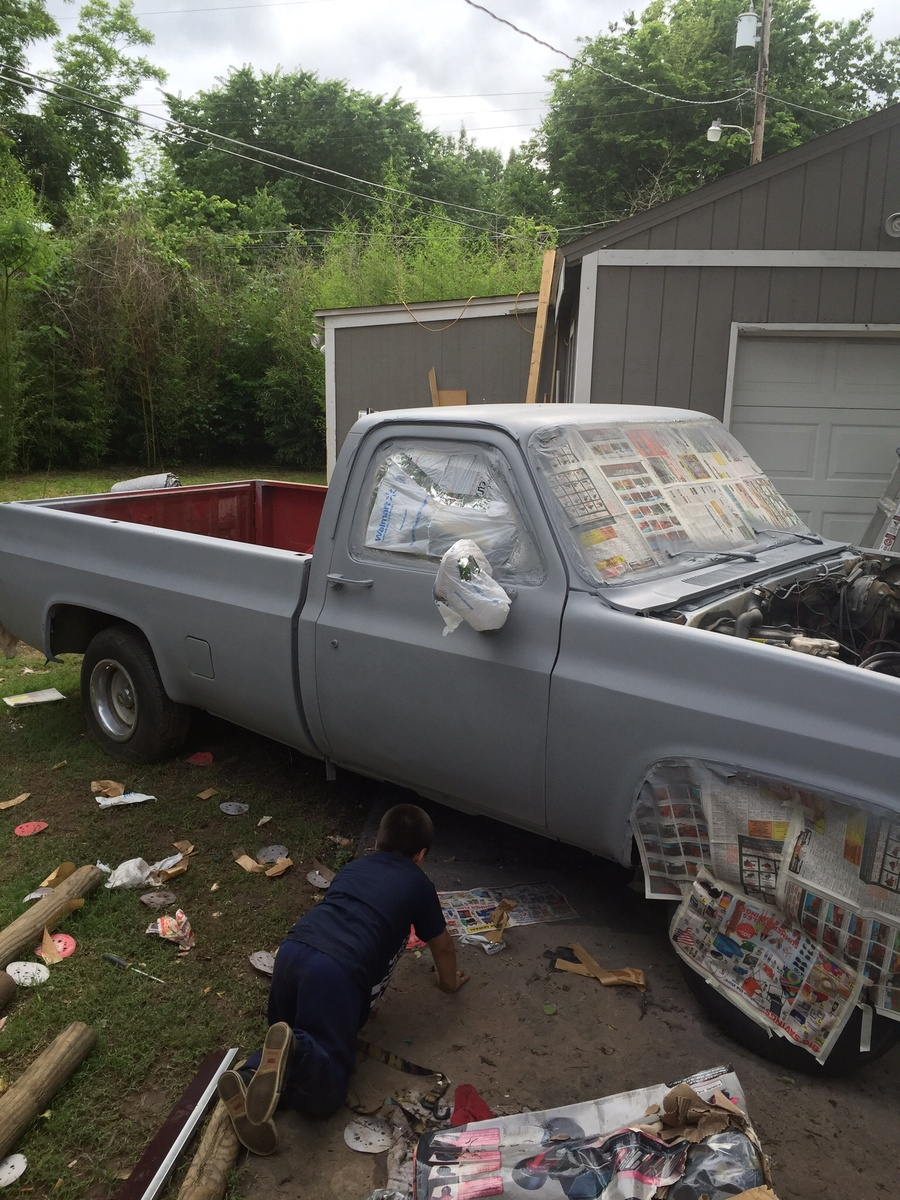Chevrolet C K 10 Questions Im Looking For A Fuel System Diagram Wiring 1985 Chevy 305 Block Any Ideas Thanks