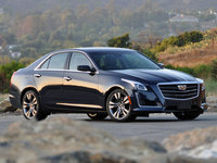 2015 Cadillac CTS Picture Gallery