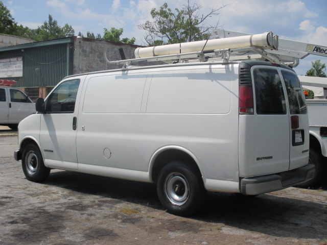 1999 Chevrolet Express Cargo Overview Cargurus Autos Post
