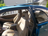 Picture of 1996 Subaru SVX 2 Dr LSi AWD Coupe, interior