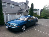 Picture of 1996 Subaru SVX 2 Dr LSi AWD Coupe, exterior
