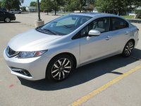Picture of 2014 Honda Civic EX-L w/ Navigation, exterior, gallery_worthy