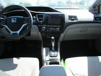 Picture of 2014 Honda Civic EX-L w/ Navigation, interior, gallery_worthy