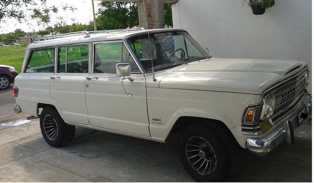 1972 Jeep Wagoneer - Overview - CarGurus