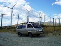 1987 Toyota Van Overview
