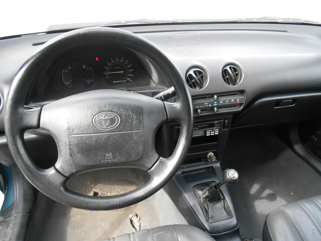 Picture of 1994 Toyota Tercel 2 Dr STD Coupe, interior