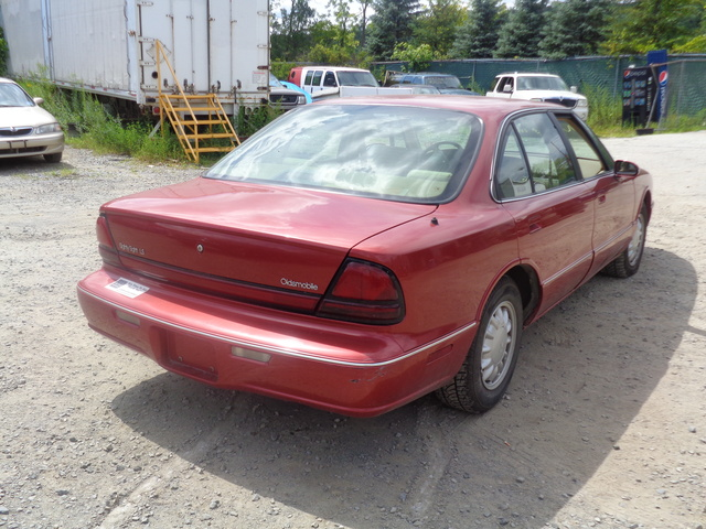 1998 Oldsmobile Eighty-eight - Pictures