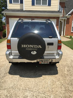 Picture of 2002 Honda Passport 4 Dr EX 4WD SUV, exterior