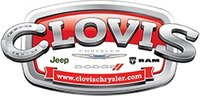 Clovis Chrysler Dodge Jeep Ram logo